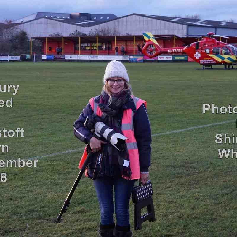 Banbury United v Lowestoft Town (Saturday 1 December 2018)