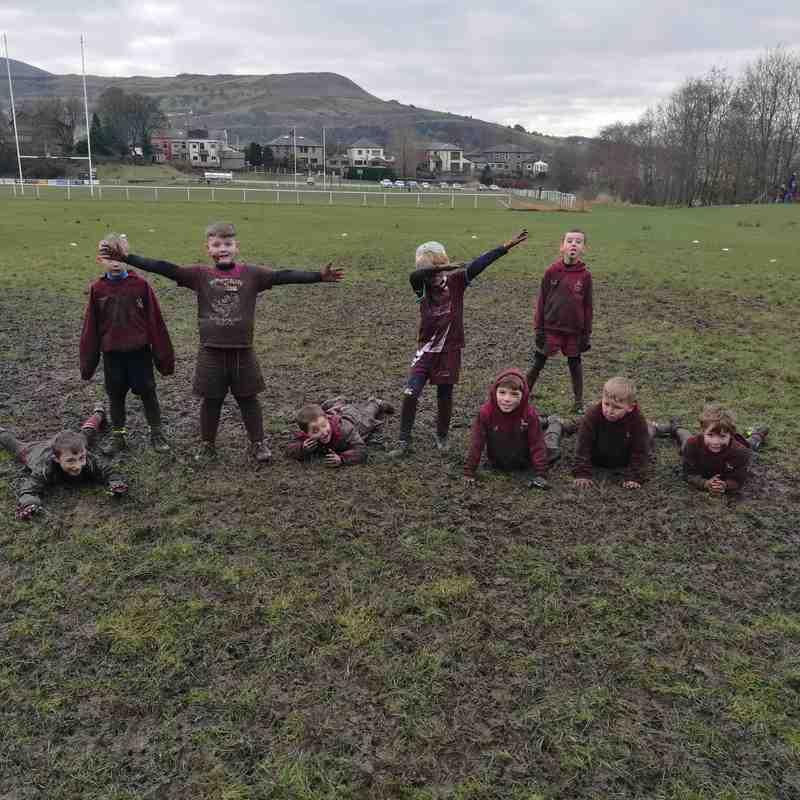 Mud Training Feb 2017