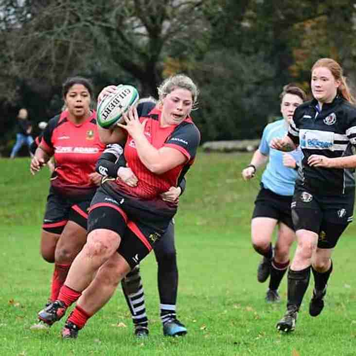 Chard Lady  selected to play for England