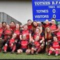 Totnes Ladies 12 Chard Ladies 29 - report by David Webb