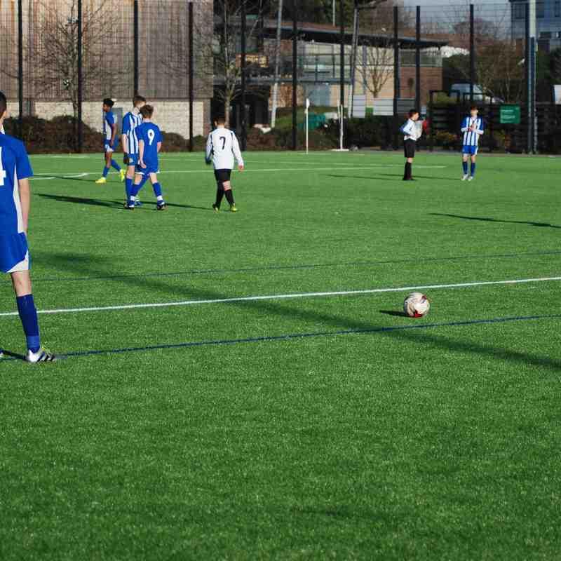 Under 14s - Dartford (Away)