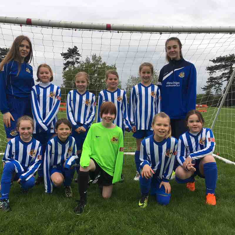 U10 Girls 2018 to 2019