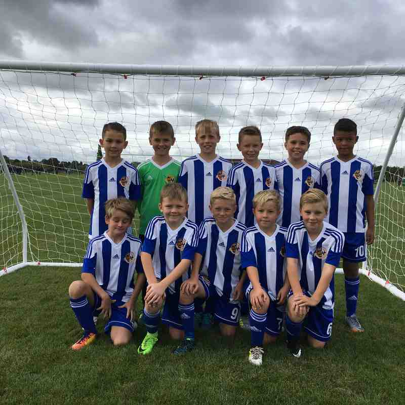 U11s 2018 to 2019