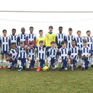 Worcester City vs Birmingham City FC