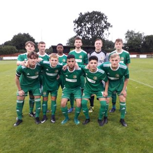 City U18's leave it late against Lye Town