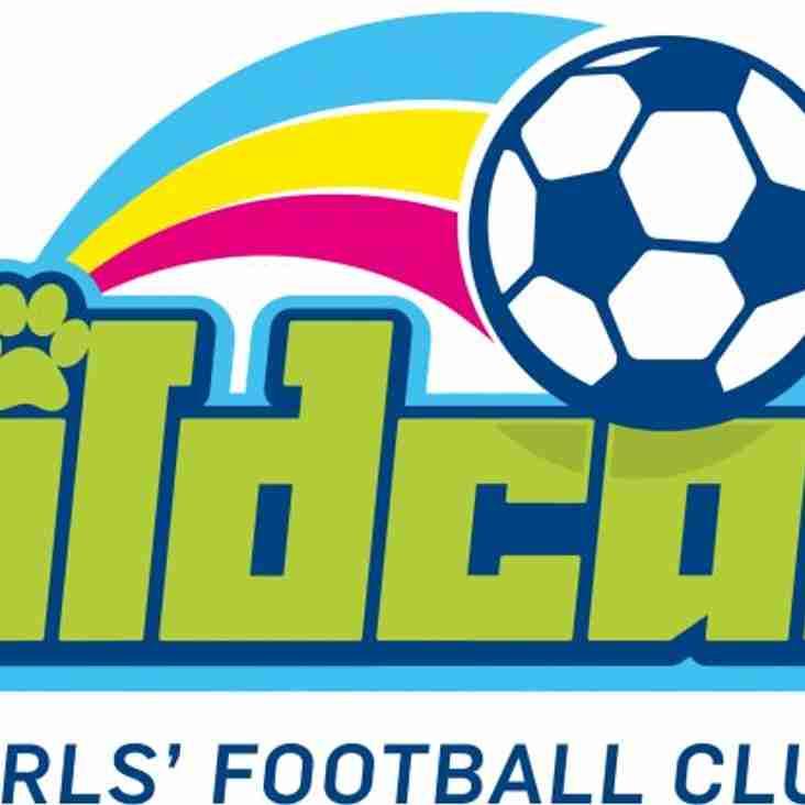Worcester Wildcats Girls' Football Club Returns