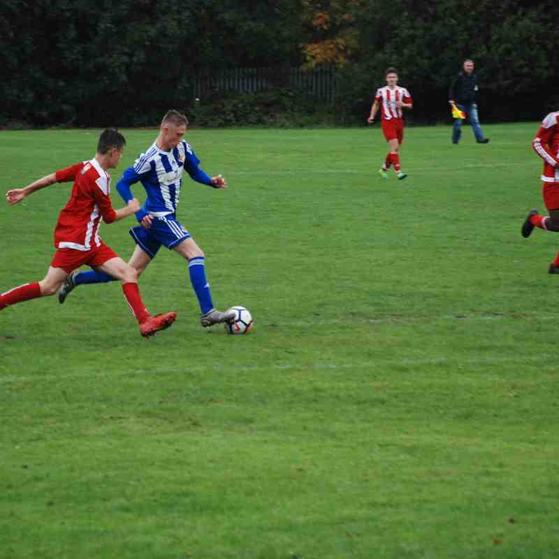Stourbridge away 22nd September 2018