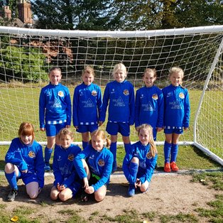 Worcester City Girls Positive Attacking Play
