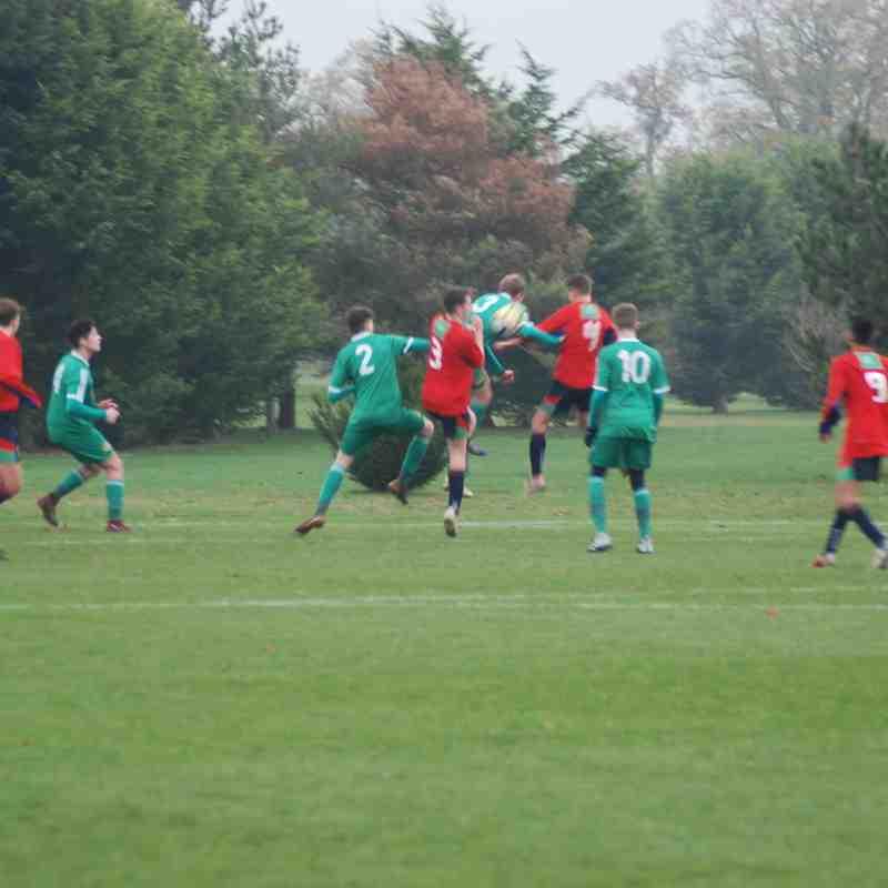 Millfield Away
