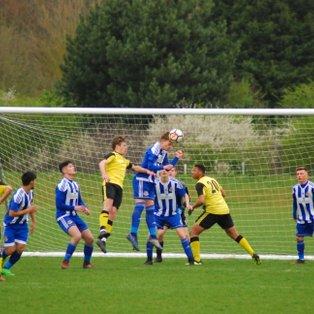 Four goal thriller