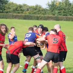 Exeter Saracens/ Pirates Amateurs  19/09/2015