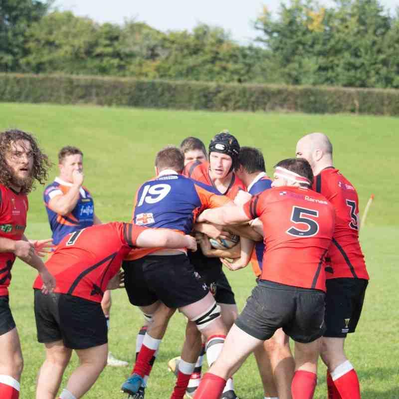 Exeter Saracens/ Pirates Amateurs  19/09/2015