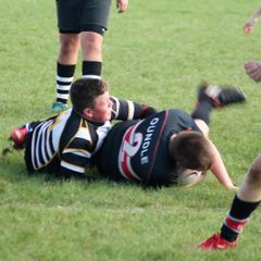 U15's away at Oundle 60-7 win 2/10/16