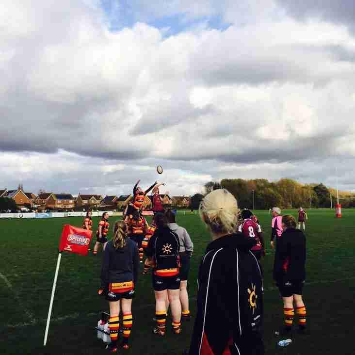 Match Report: Ladies secure the win vs Ashford away