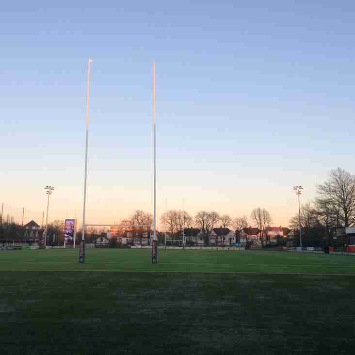 Match report: SCRFC Ladies vs Rosslyn Park