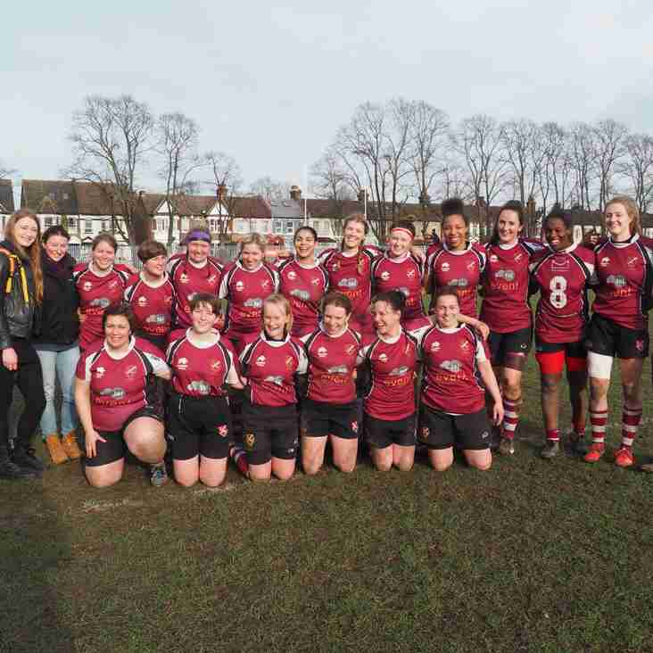 Match report: SCRFC Ladies vs Worthing