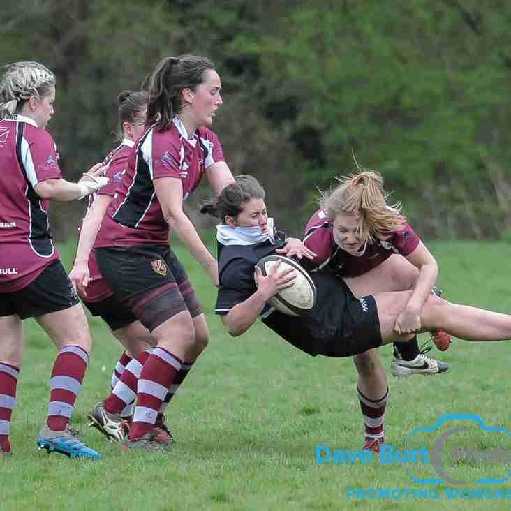 Match Report: SCRFC Ladies vs St Francis