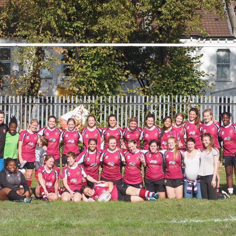 The ladies open their season with a bonus point win against Cuffley
