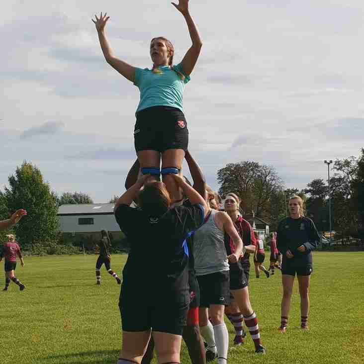 Match report: SCRFC Ladies vs Hackney