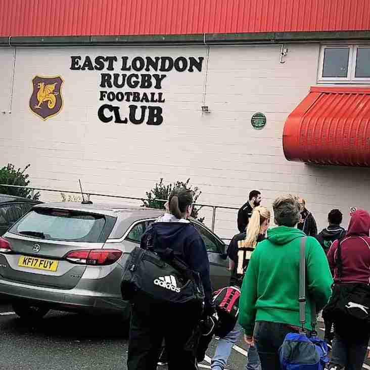 Match report: SCRFC Ladies vs East London