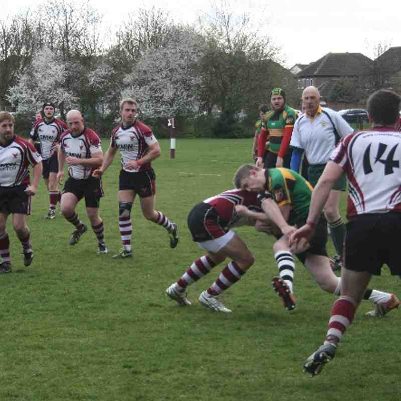 Bedford Queens 55 v Deepings 3