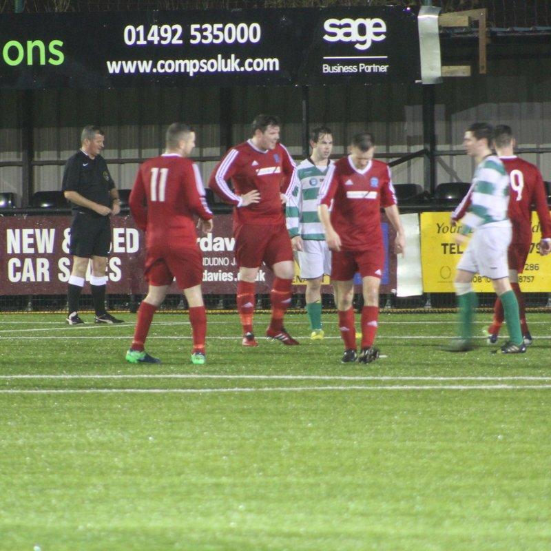 Abergele Town FC V Glan Conwy
