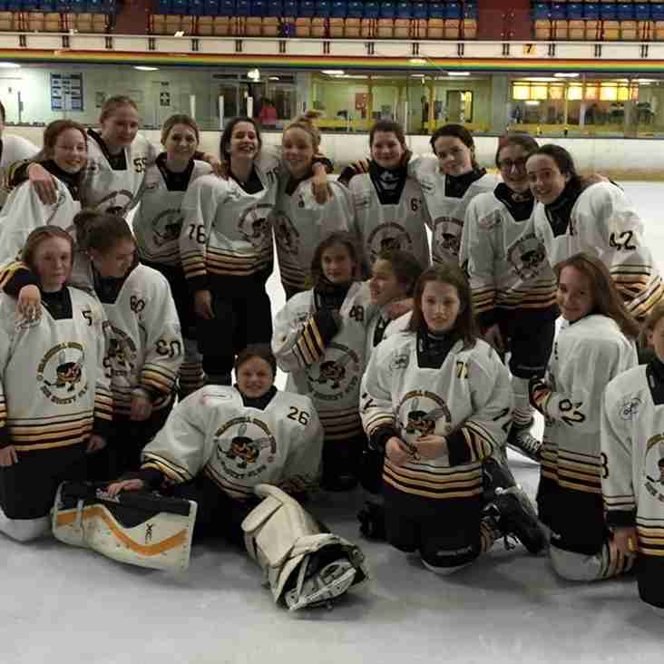 Congratulations to the Ice Bees