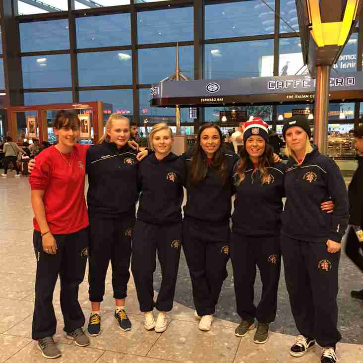 GB Women's off to Astana for the Olympic qualification tournament