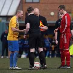 Bottesford Town F.C 1-0 Winterton Rangers F.C