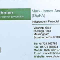Choice independent financial services Ltd to sponsor Bottesford Town junior football tournament