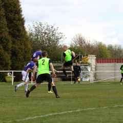 Hemsworth MWFC 3-0 Bottesford Town F.C