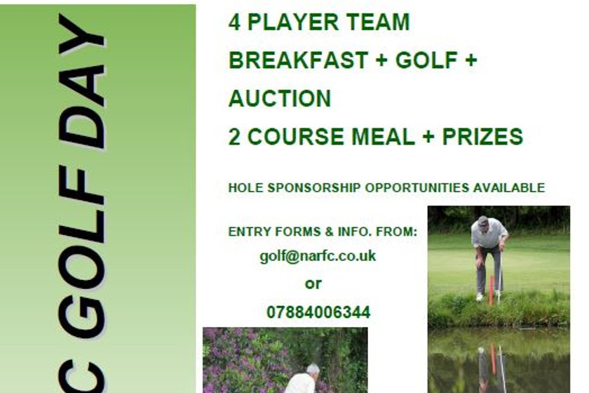 NARFC Golf Day