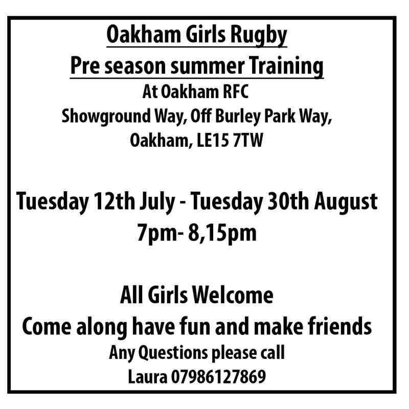 oakham girls