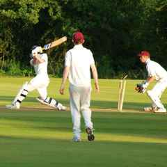 Sessay's third XI recorded a stunning victory at promotion rivals Newton le Willows.