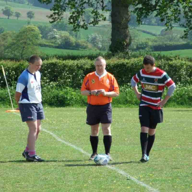 Under 15's Tens Tournament GROUP ROUNDS