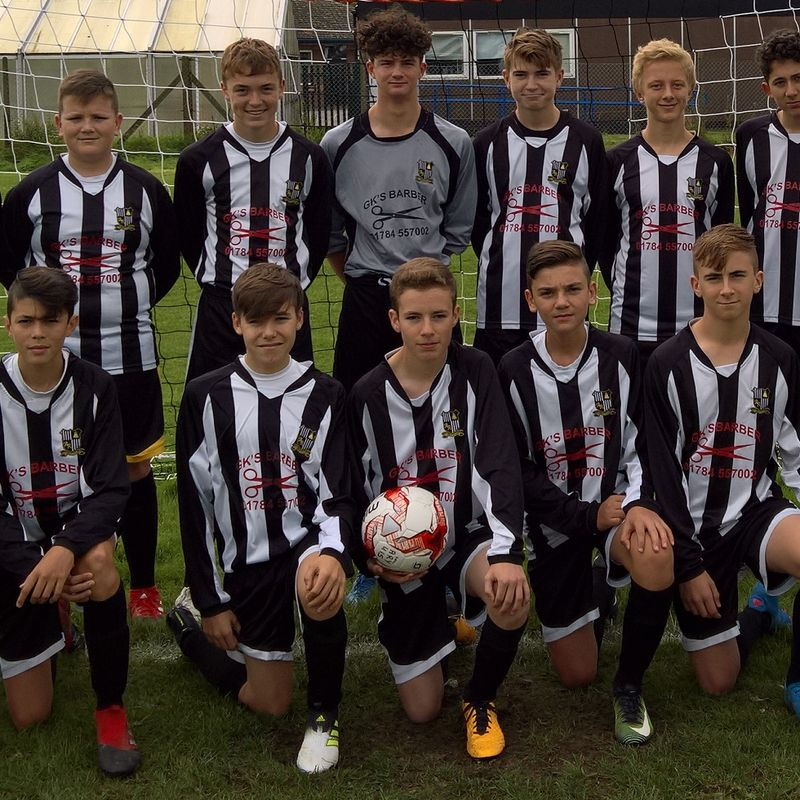 Under 15 Youth beat Knaphill Athletic Youth Blues U15 5 - 0