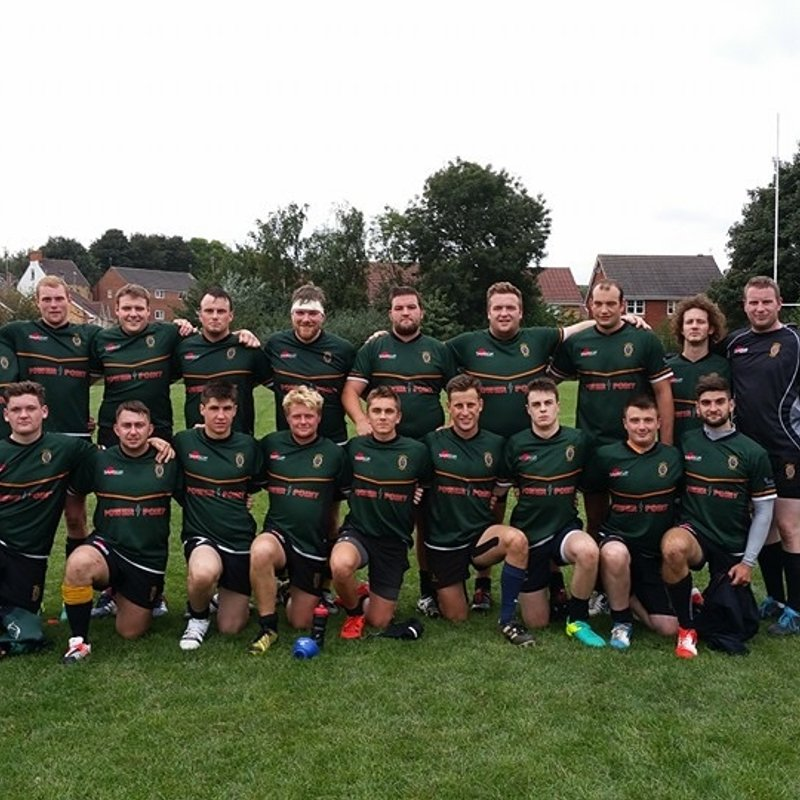 Men's 1st XV beat Harrogate Pirates 19 - 25