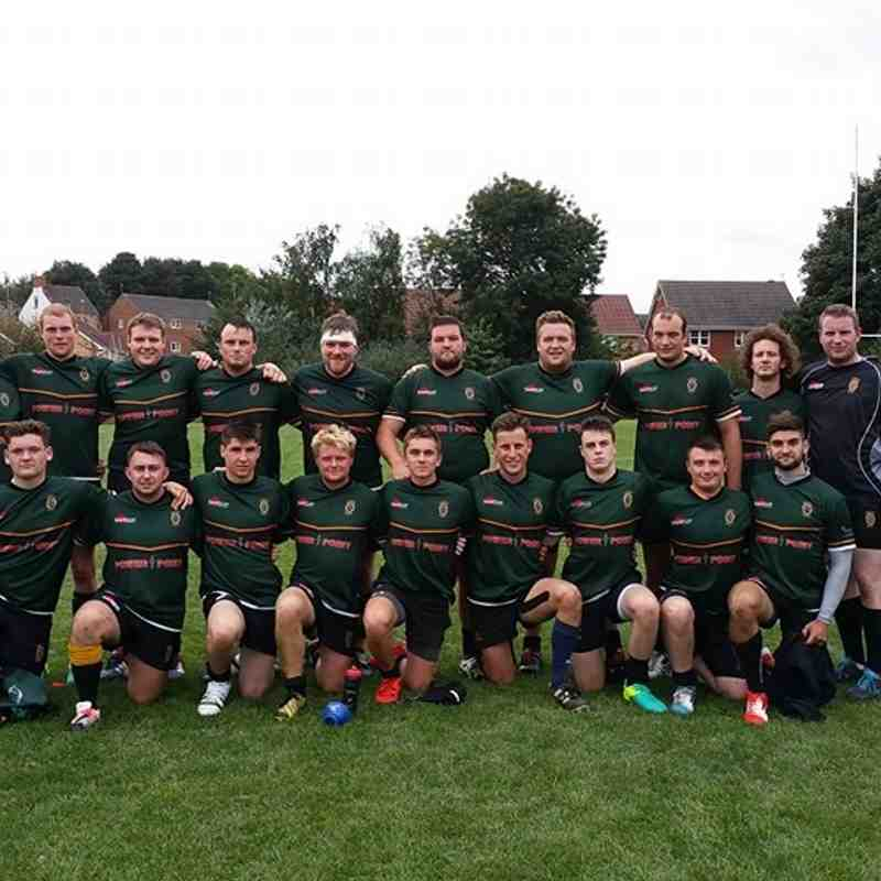 Men's 1st XV v Mosborough - Sat 10 Sep 2016