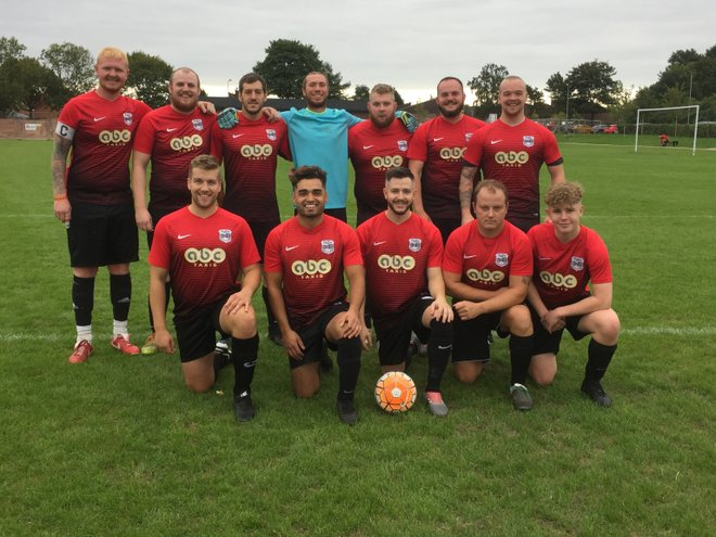 DUDLEY UNITED FC