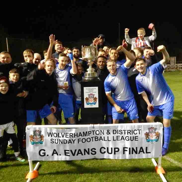 Penn Tandoori Sundats G A Evans Cup Glory