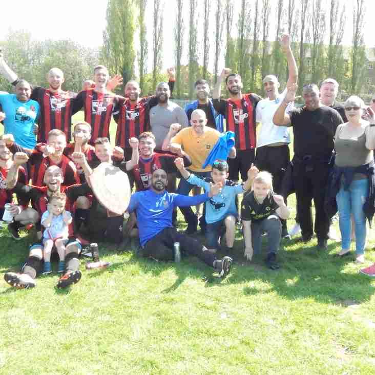 AFC Jacks Premier Division Champions 2019