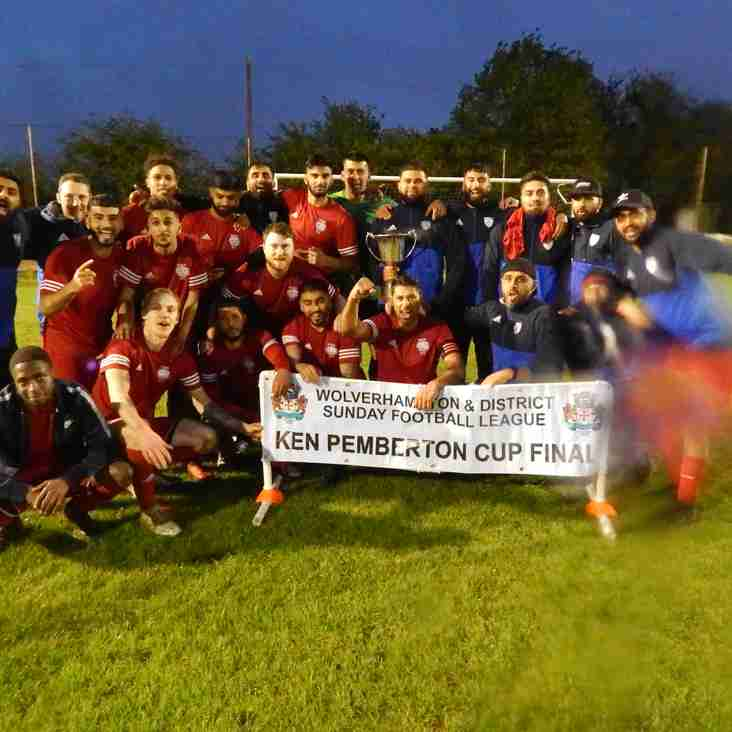 GSA Wolverhampton - Ken Pemberton Cup Winners