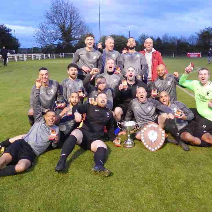 Vin Boden Cup Final Winners T K Wanderers