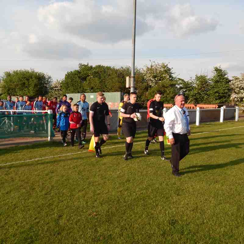 Charity Cup Final 2018