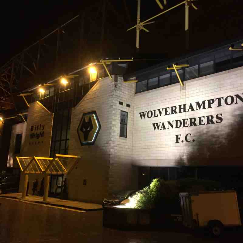 60th Anniversary Dinner Saturday 8th September 2018 Molineux