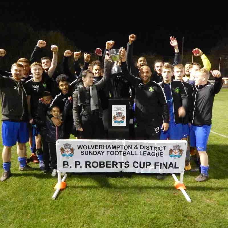 B P Roberts Cup Final 2019