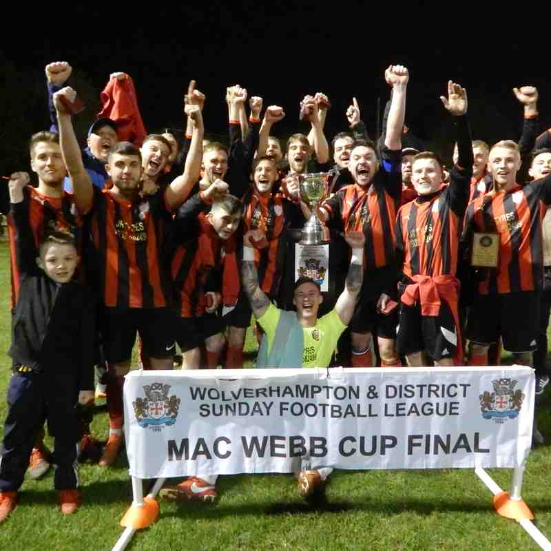 Mac Webb Cup  Final 2019