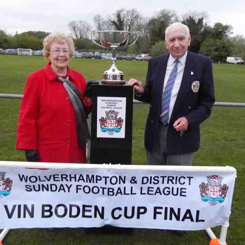 Vin Boden Cup Final 2019