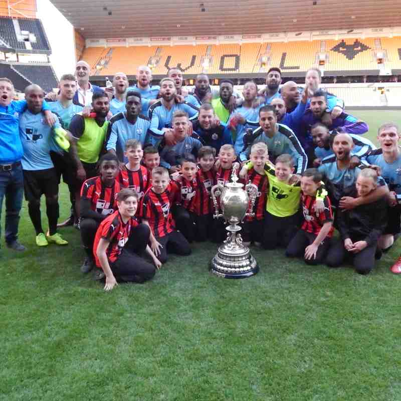 Charity Cup Final 2019