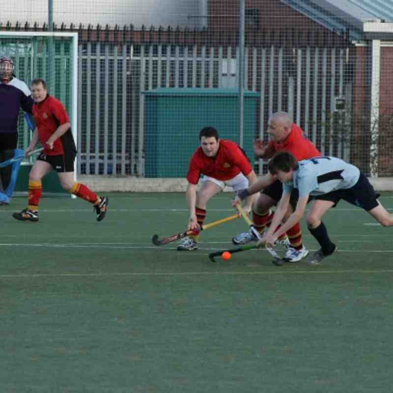 2nds v Gateshead 10 Nov 12